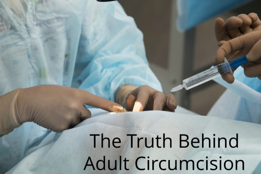 Adult Circumcision Reduces the Risk of Prostate Cancer