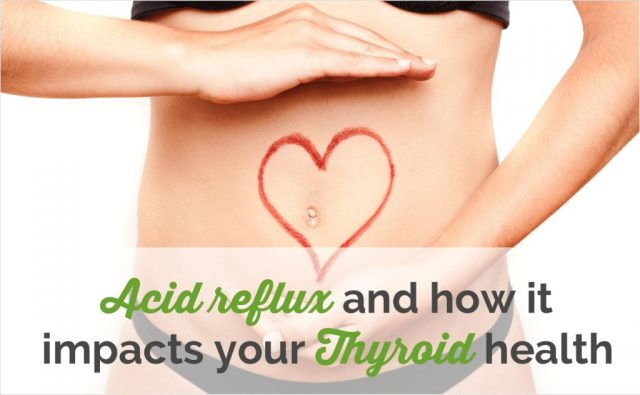 acid reflux issues