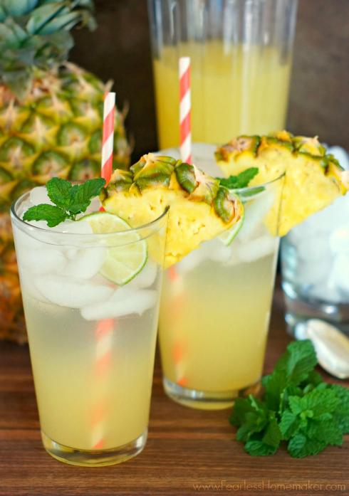 Pineapple Beverage