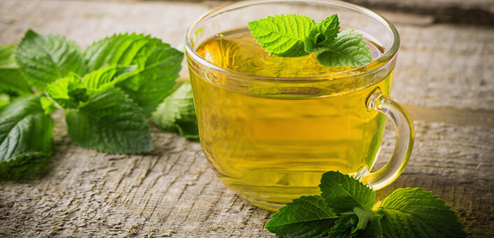 ● Soothe your burning sensation with the mint intake-