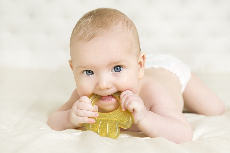 Does Teething Cause Vomiting and Loss of Appetite?