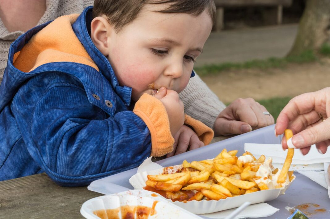 How Fast Food Effects on Men's Health and Kids